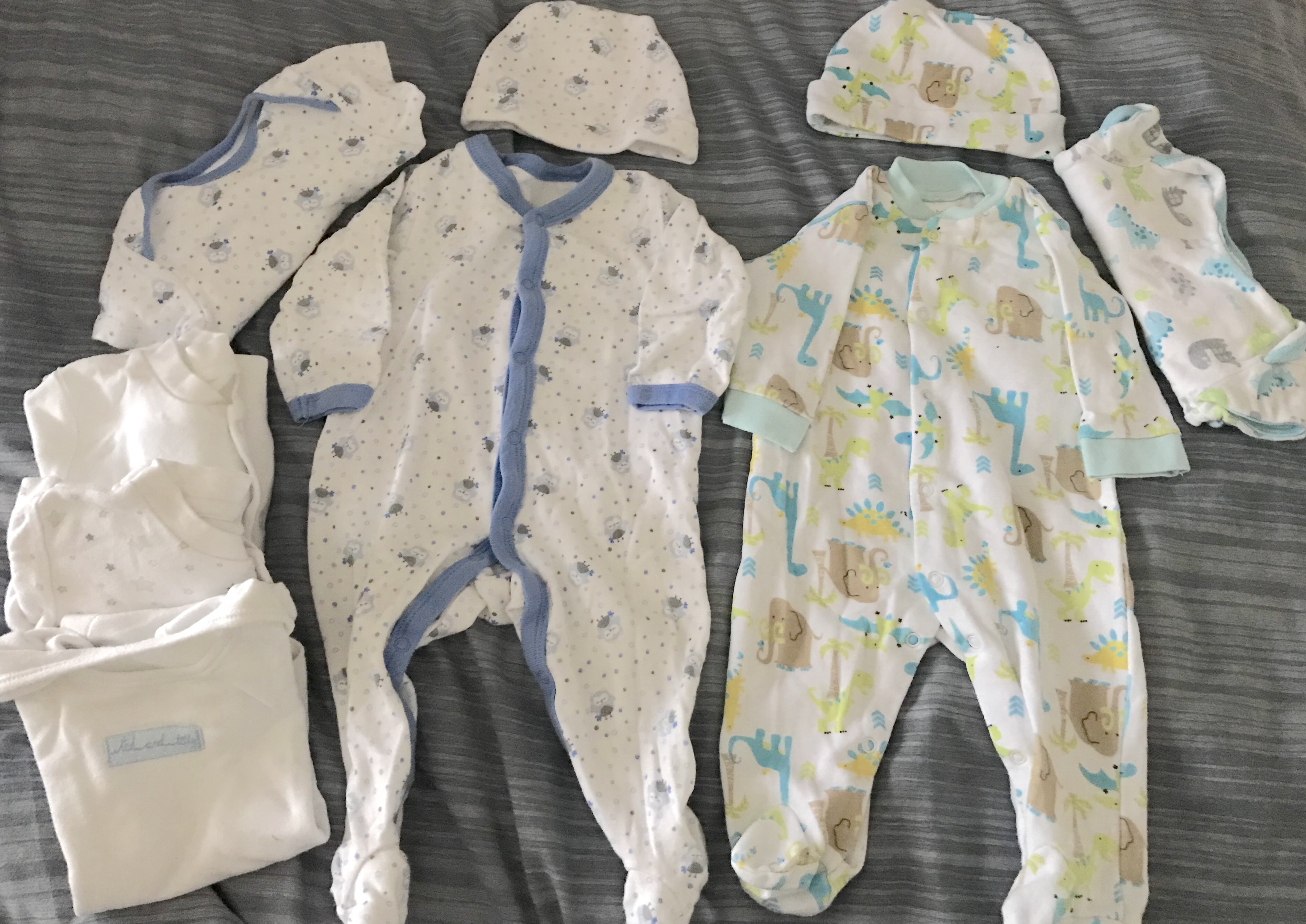 What Shall I Pack In Our Hospital Bags? Mummy, Daddy, Baby